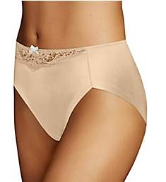 Maidenform Comfort Devotion Tailored High Leg Brief Panty CDHLBF