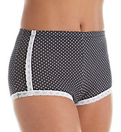 Maidenform One Fab Fit Cotton Boyshort Panty DM0021