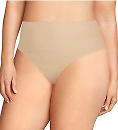 Maidenform Tame Your Tummy Curvy Plus Size Thong DM0053