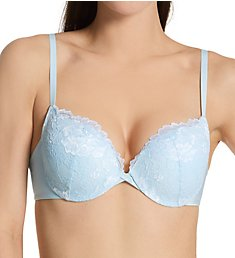 Maidenform Love The Lift Push Up & In Lace Demi Bra DM9900