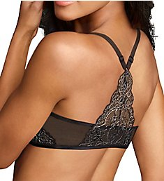 Maidenform Love the Lift Push Up and In Lurex T-Back Bra DM9901