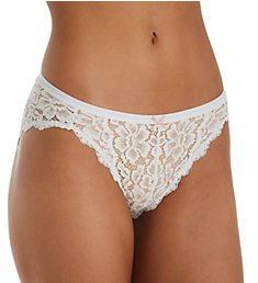 Maidenform Sexy Must Haves All Over Lace Bikini Panty DMCLBK