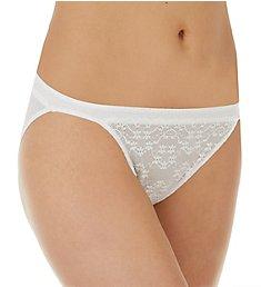Maidenform One Fab Fit Tailored String Bikini Panty DMFFSB