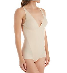 Maidenform Cover Your Bases Shaping Low-Back Bodysuit DMS084