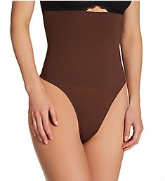 Maidenform Tame Your Tummy High Waist Shaping Thong DMS707