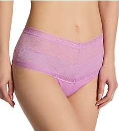 Maidenform Everyday Smooth High Waist Lace Thong DMTSTG