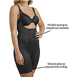 Miraclesuit Shape Away with Back Magic Torsette Thigh Slimmer 2912