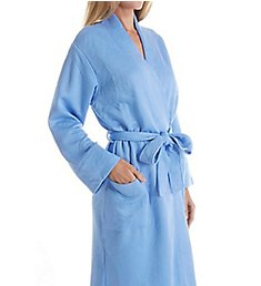 N by Natori Quilted Short Robe AC4019