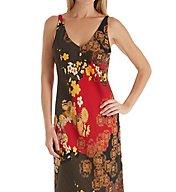 N by Natori Forbidden City Long Gown DC3025