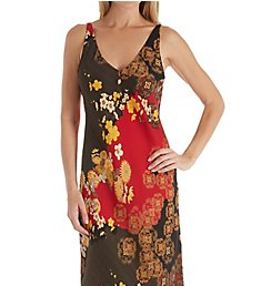 N by Natori Forbidden City Long Gown DC3025