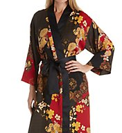 N by Natori Forbidden City Long Robe DC4125
