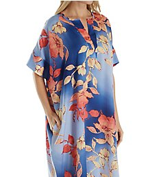 N by Natori Ombre Floral Caftan ec0125