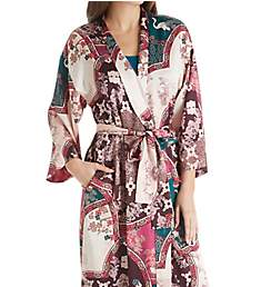 N by Natori Floral Medallion Robe FC4060