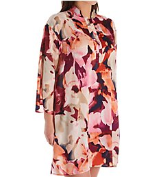 N by Natori Summer Foliage 36 Inch Sleepshirt GC2075