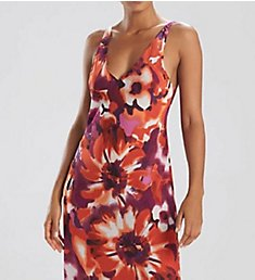 N by Natori Summer Blossom Gown KC3051