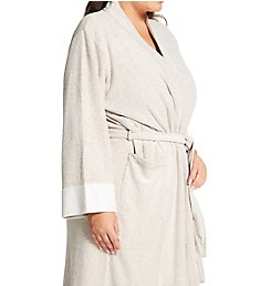 N by Natori Nirvana Brushed Terry Robe PC4016