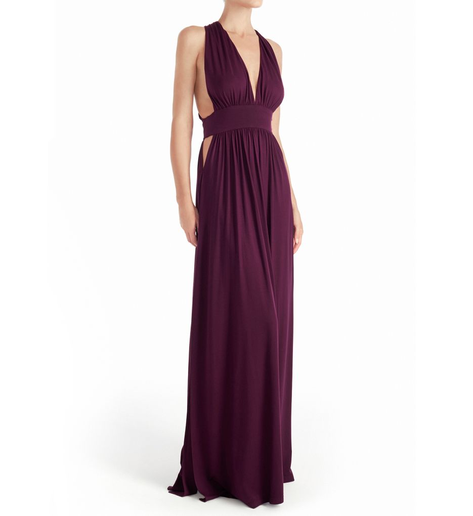 Naked Princess Micromodal Signature Maxi Gown 902MM