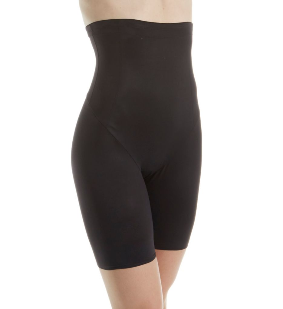 Naomi & Nicole More or Less Firm Control Hi Waist Thigh Slimmer 7239