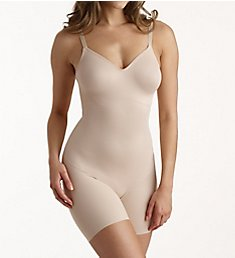 Naomi & Nicole Shapes Your Curves Low Back Magic Shaping Bodysuit 7340
