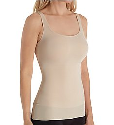 "Naomi & Nicole No ""Side-Show"" Waist Shaping Tank 7503"