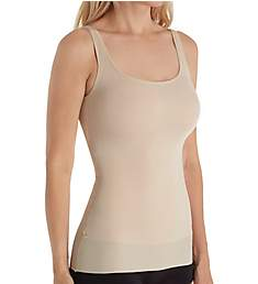 Naomi & Nicole No Side Show Waist Shaping Tank 7503