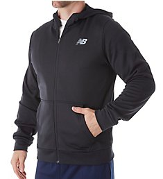 New Balance CoreFleece Performance Full Zip Hoodie MJ81005