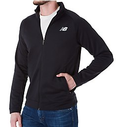 New Balance Tenacity Full Zip Knit Jacket MJ93090
