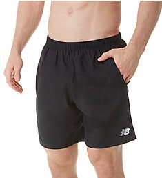 New Balance Accelerate Performance 7 Inch Short with Brief MS81281