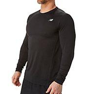 New Balance Accelerate Long Sleeve Performance Shirt MT53060