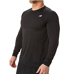 New Balance Accelerate Long Sleeve Performance Shirt MT53060
