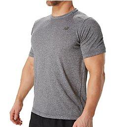 New Balance Heather Tech Performance T-Shirt MT53081
