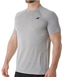 New Balance Tenacity Performance Crew Neck T-Shirt MT81095