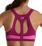 New Balance Metro Run Crop Sports Bra WB61310