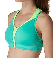 New Balance NB Dry Power Racerback High Impact Sports Bra WB71039