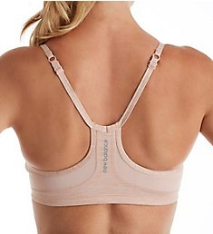 New Balance NB Dry Hero Space Dye A/B Cup Sports Bra WB73034