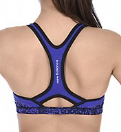 New Balance The Shapely Shaper Print Sports Bra WBT6102
