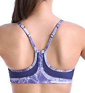 New Balance The Tenderly Obsessive A/B Cup Printed Sports Bra WBT6106