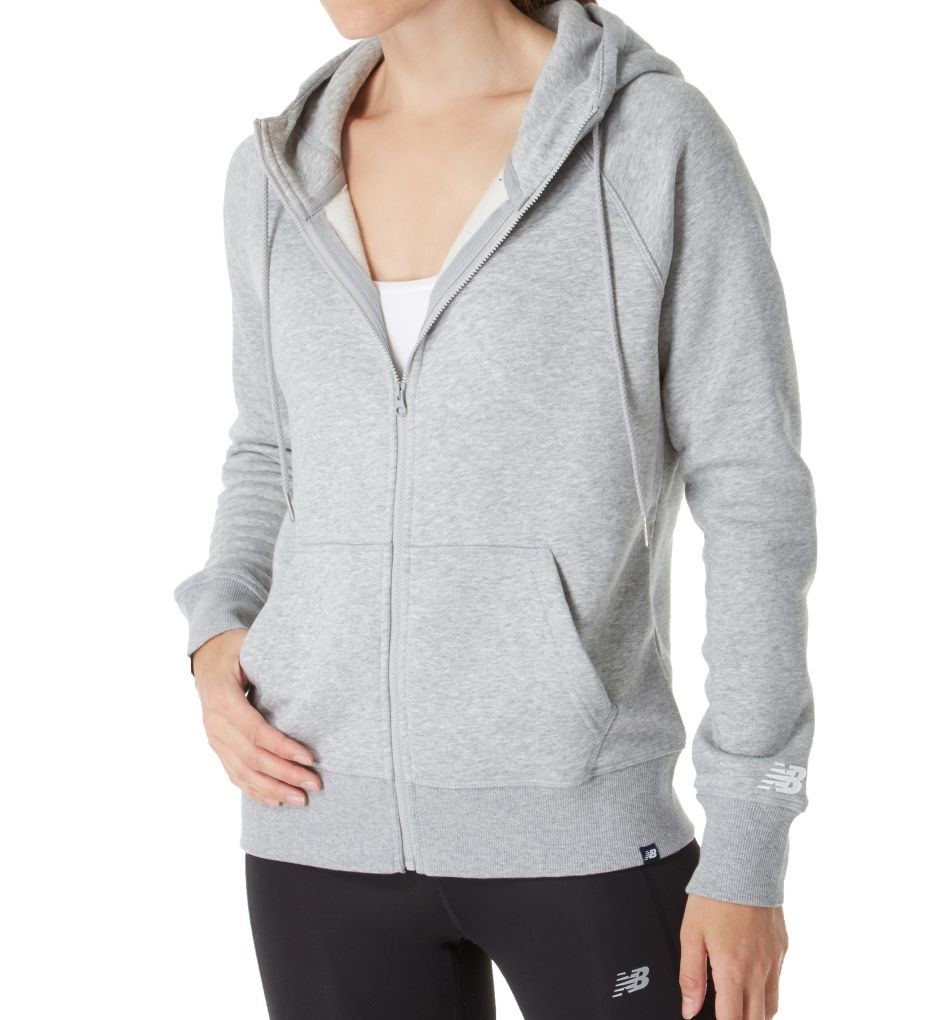 New Balance Essentials Full Zip Hoodie WJ73520