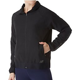 New Balance Accelerate Lightweight Woven Full Zip Jacket WJ81137
