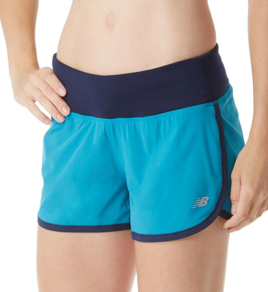 New Balance Impact 3 Inch Running Short WS61232
