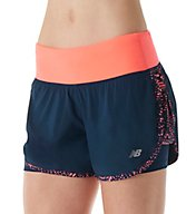 New Balance Impact NB Dry 4 Inch 2-in-1 Running Short WS63225
