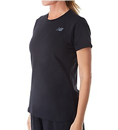 New Balance Relentless Crew Neck Short Sleeve Tee WT01157