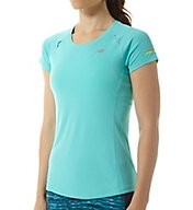 New Balance NB Ice Short Sleeve Tee WT63223