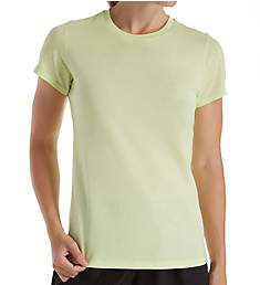 New Balance Heather Tech NB Dry Short Sleeve T-Shirt WT73123