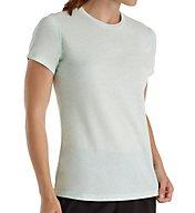 New Balance NB Dry Heather Tech Short Sleeve T-Shirt WT73123