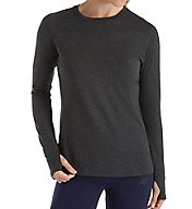 New Balance NB Dry Heather Tech Long Sleeve T-Shirt WT73127
