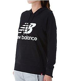 New Balance Essentials Logo Pullover Hoodie WT91523