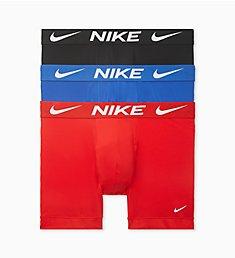 Nike Essential Stretch Micro Boxer Briefs - 3 Pack KE1015