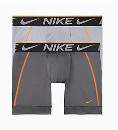 Nike Breathe Boxer Briefs - 2 Pack KE1020