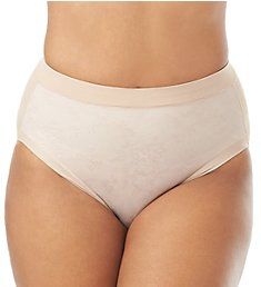 Olga Light Shaping Hi Cut Brief Panty GT7961P
